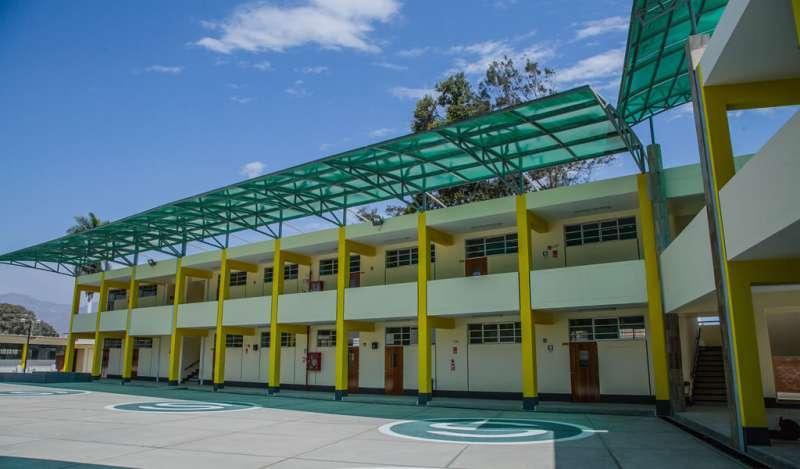 Ferreyros inaugura segundo colegio en La Libertad con obras por impuestos