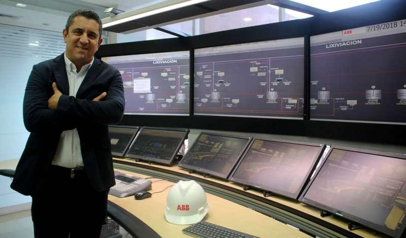 ABB abre mercado de IoT industrial en Perú