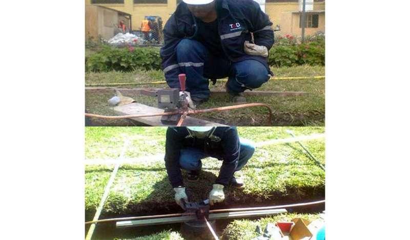 T&D ELECTRIC - Construcción y Mantenimiento de Mallas y Pozos de Tierra