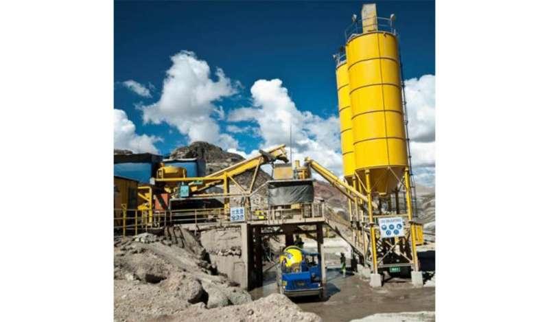 UNICON - Concreto para Minería