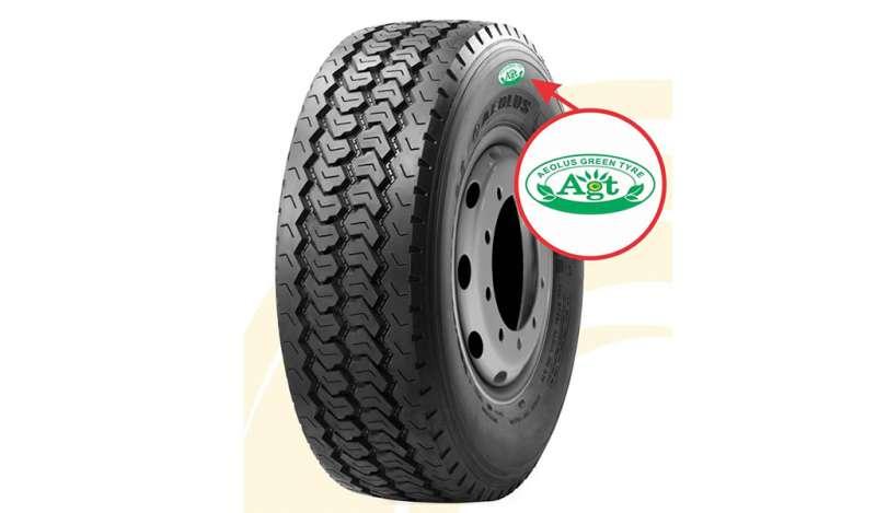 AGC28, el neumático Super Single de AEOLUS