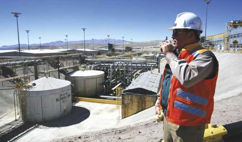 Aplicaciones de innovaciones tecnológicas en la automatización de plantas mineras