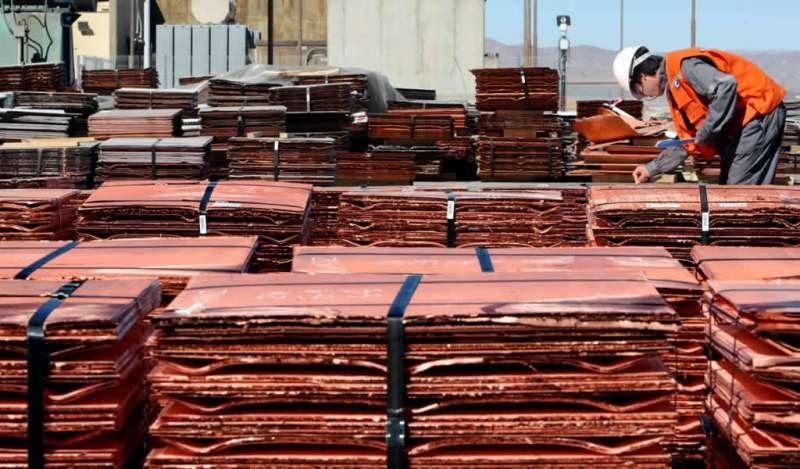 Cobre rebota en medio de optimismo sobre pugna comercial de EE.UU y China