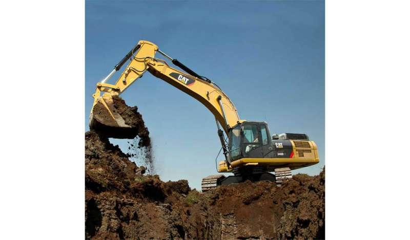 CATERPILLAR - 340D2 L Excavadores de Orugas Caterpillar