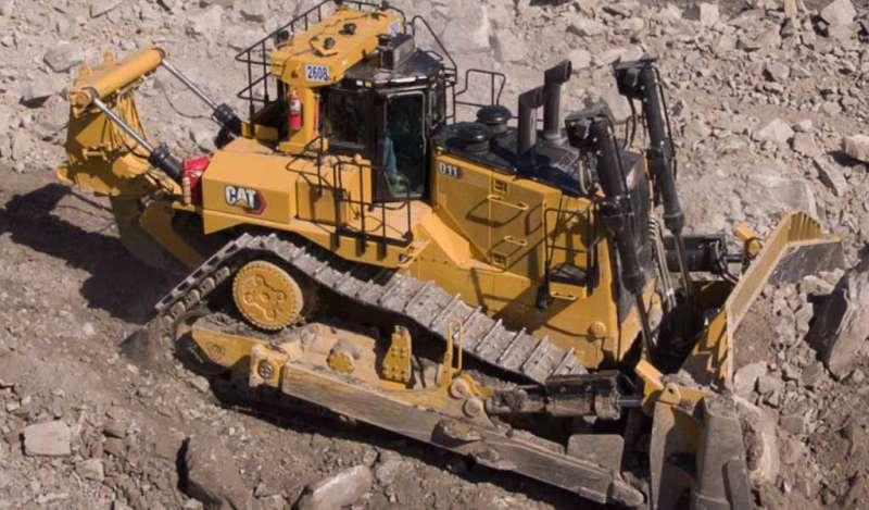 Cat actualiza el tractor de oruga  D11 para ofrecer una mayor productividad