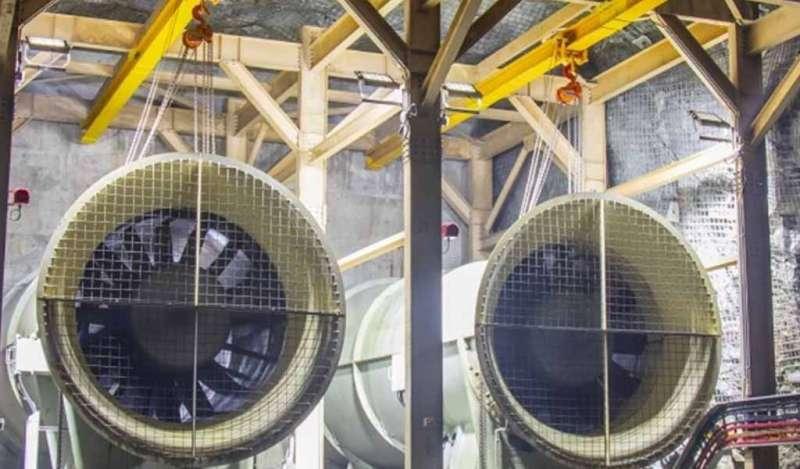 La mina más nueva de Newmont comienza a producir