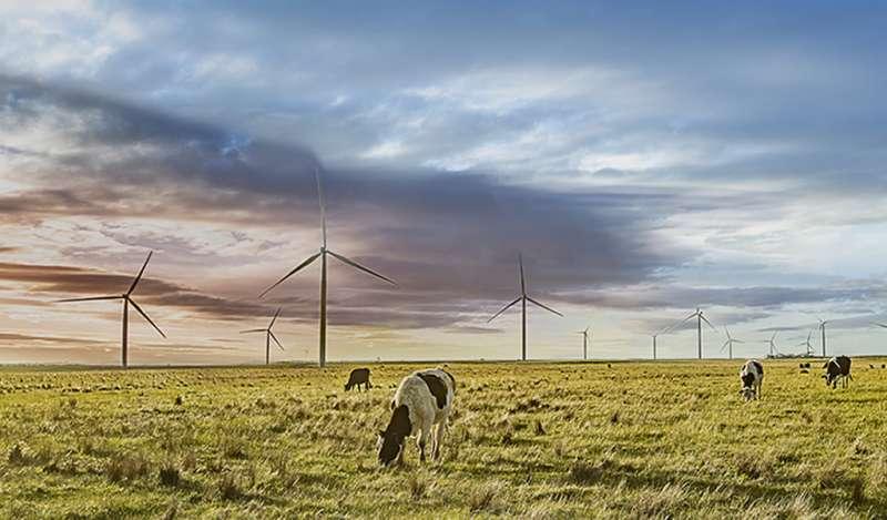 ACCIONA revalida por cuarto año su posición como compañía eléctrica más verde del mundo