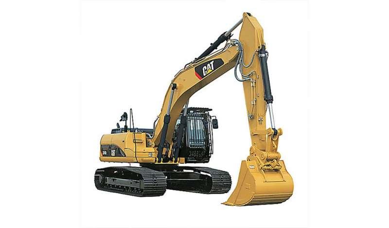 CATERPILLAR - 324D L Excavadores de Orugas Caterpillar