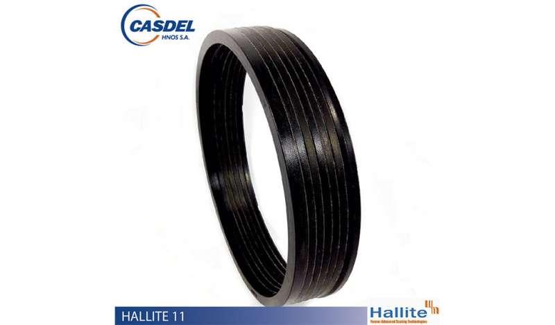 CASDEL - Sello Hidráulico HALLITE 11