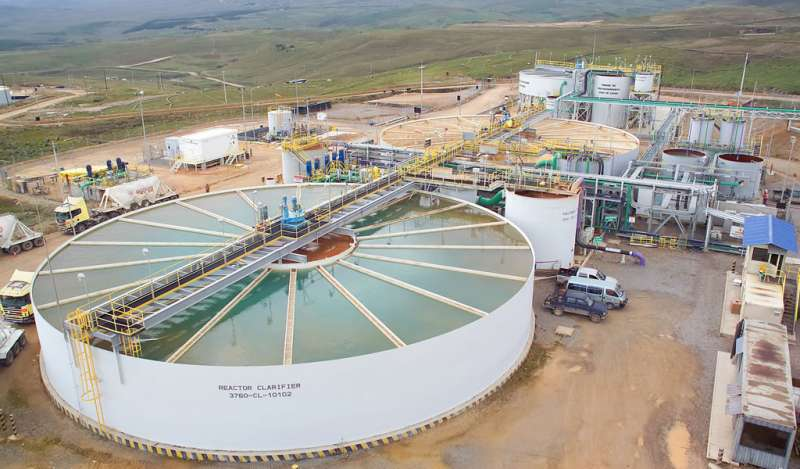 Uso de agua de mar en minería chilena de cobre se triplicará en una década
