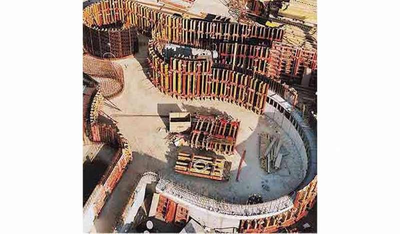 PERI PERUANA - Encofrado circular RUNDFLEX