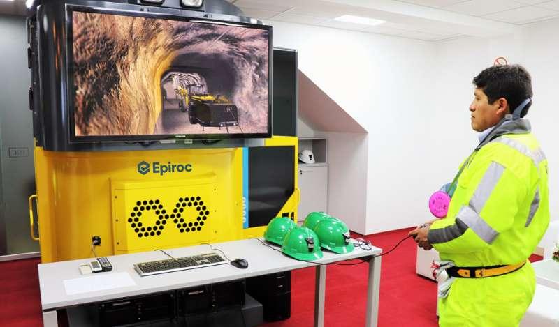 JRC presenta el primer simulador de entrenamiento en el mercado peruano