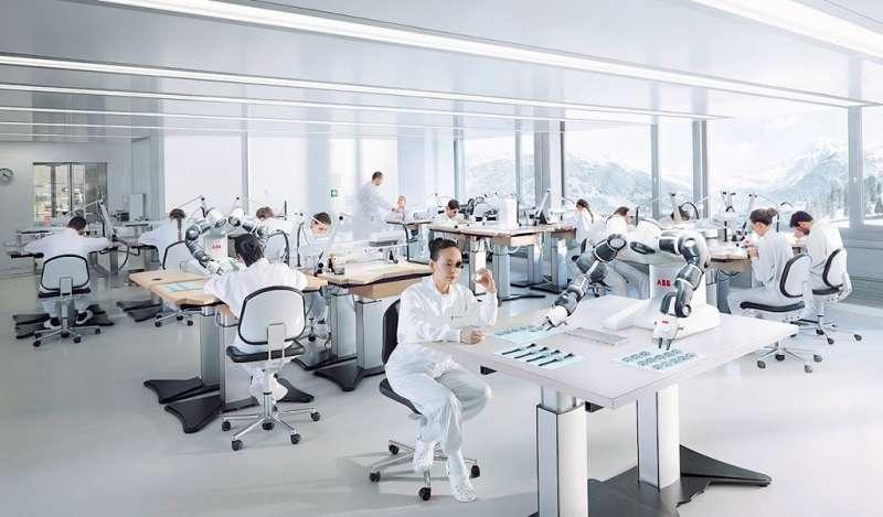 ABB se consolida su liderazgo en el camino hacia un futuro industrial autónomo