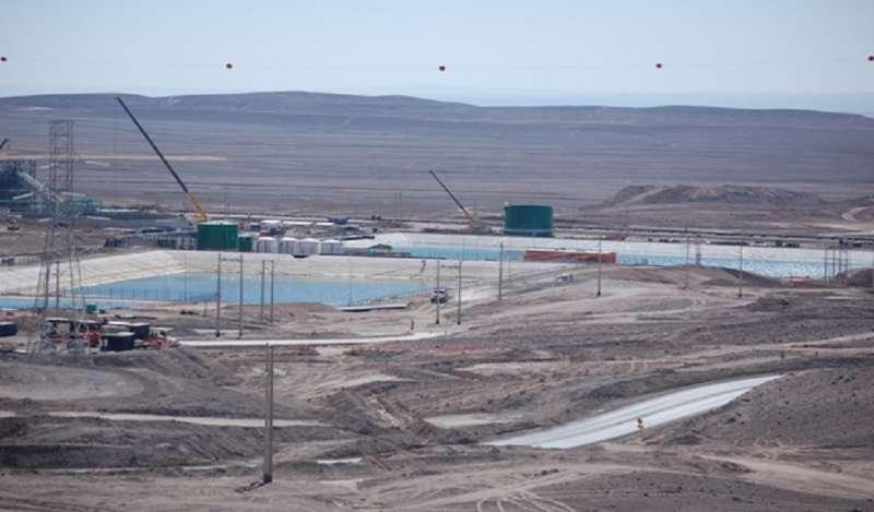 CHILE: Mineras alcanzan un 74% de recirculación del agua en sus faenas