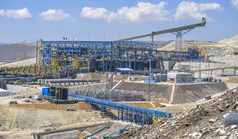 MMG Ltd prevé invertir US$ 400 mlls. en nuevos depósitos de Las Bambas