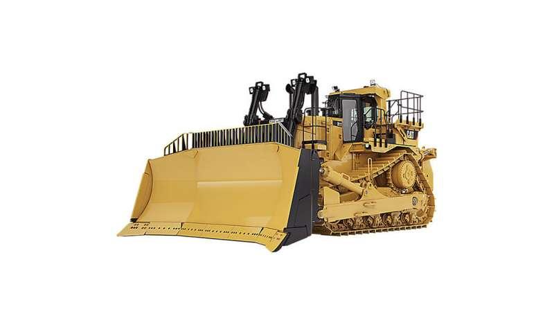 CATERPILLAR - D11T Tractores de oruga para minería