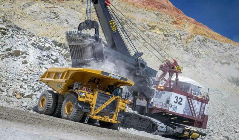 Proyección minera favorable