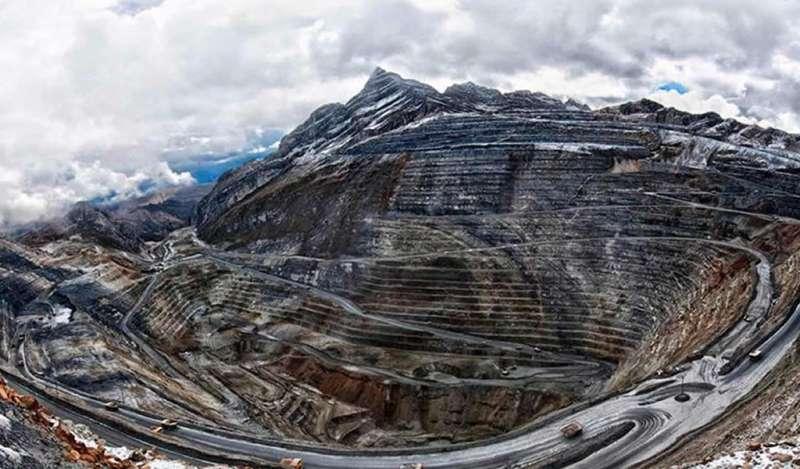 ACCIONA expande su negocio al sector minero de perú mediante contrato para compañía minera Antamina