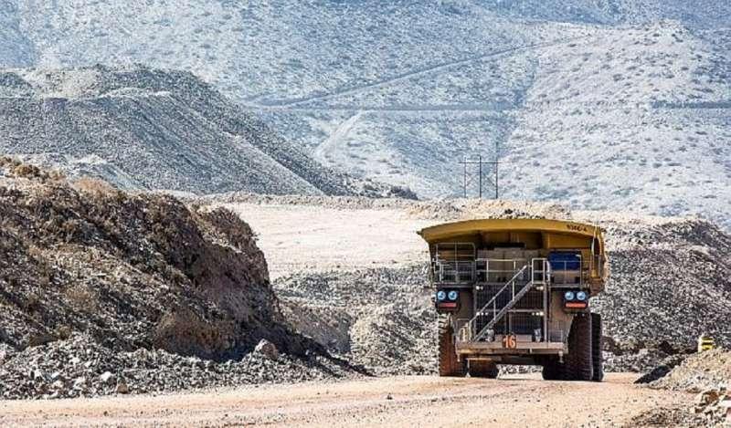 OEFA descarta derrame de relaves en mina Cuajone de Southern Copper
