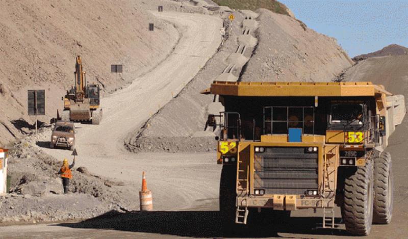 Producción minera cayó pero inversiones subieron