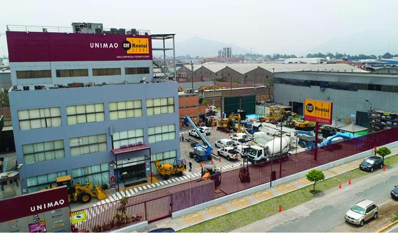 Unimaq cumple 20 años y reafirma liderazgo en equipos ligeros