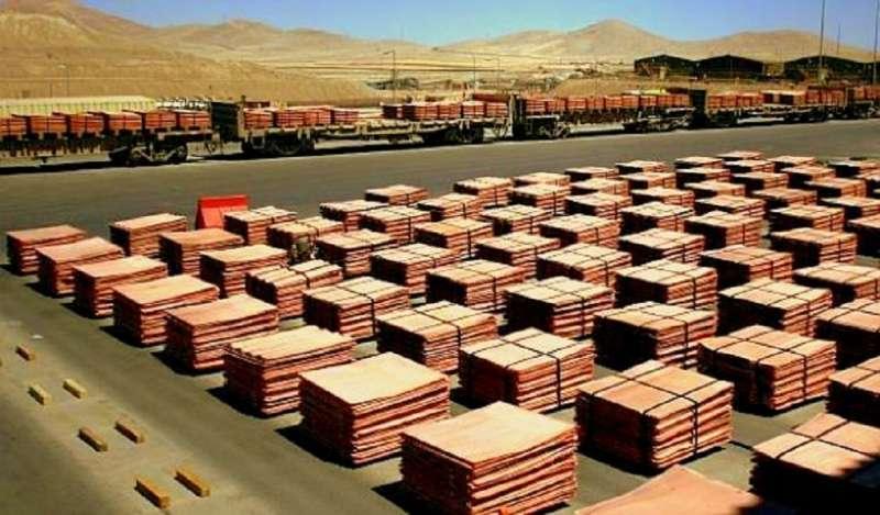 Precios del cobre suben por preocupaciones sobre oferta