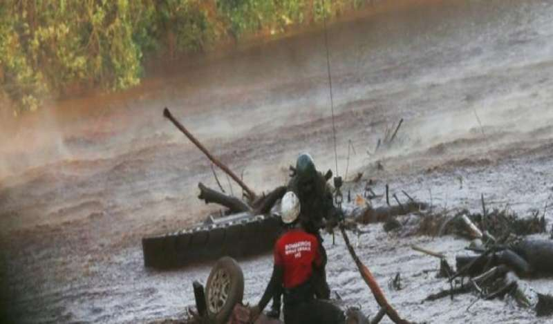 Brasil : Prohíben represas de minería con método de construcción ascendente