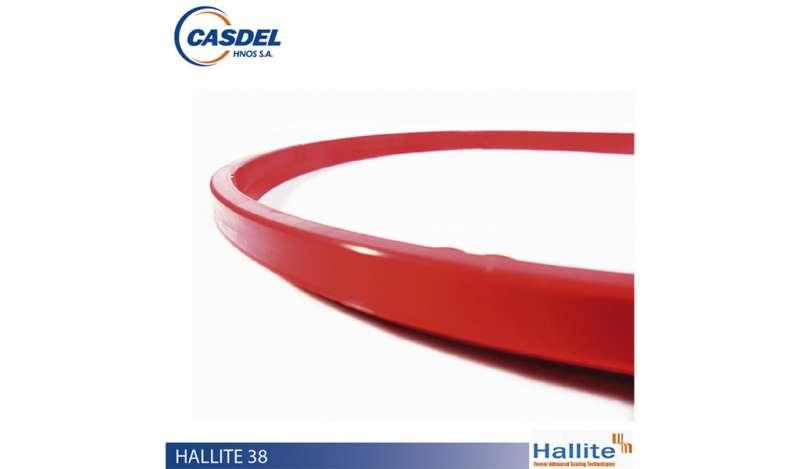 CASDEL - Sello Hidráulico HALLITE 38