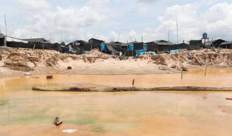 Madre de Dios: Inician segunda fase en operación Mercurio 2019 contra la mineria ilegal