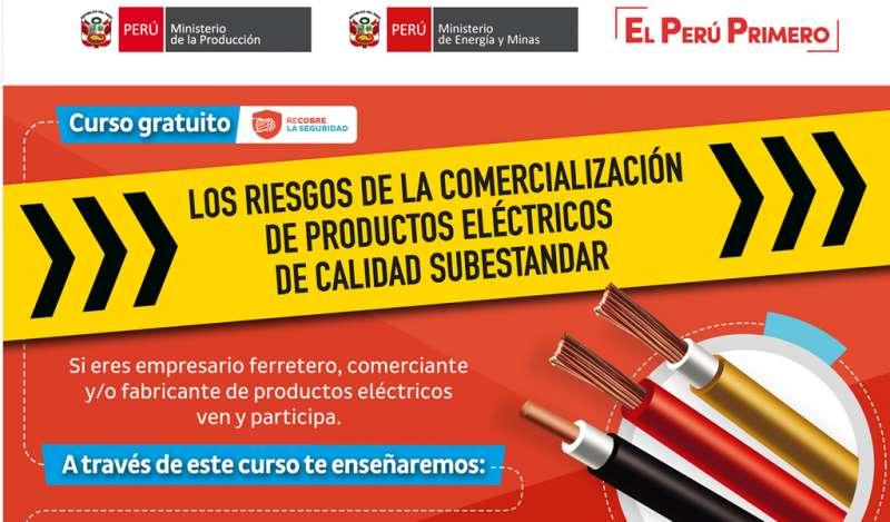 Indeco brinda charla gratuita para educar en seguridad al trabajar con productos eléctricos