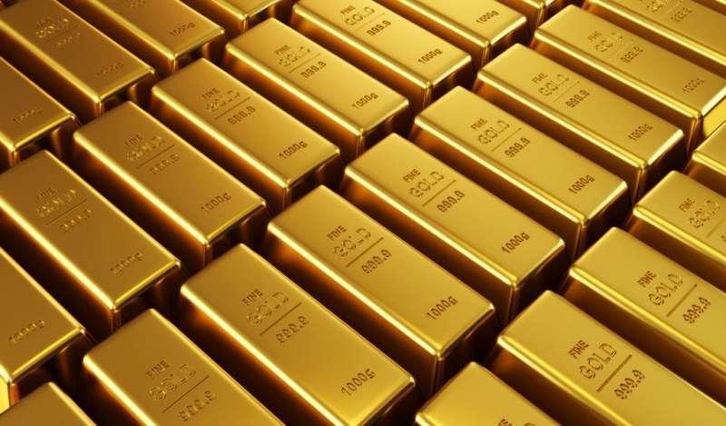 Estados Unidos: Precio del oro toca máximo de 3 semanas tras anuncios de la FED