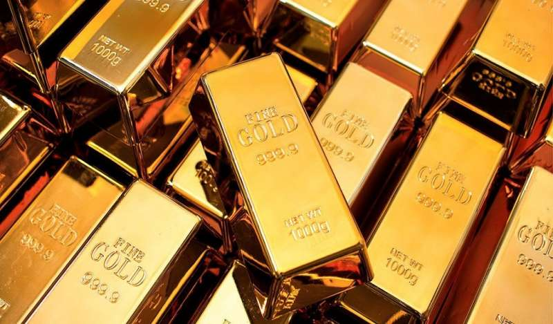 Oro sube tras temores de desaceleración económica
