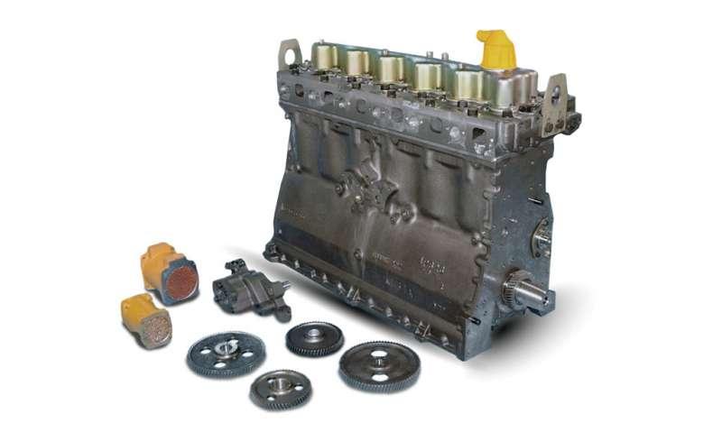 Blumaq presentará en Bauma su nueva gama de conjuntos de motor