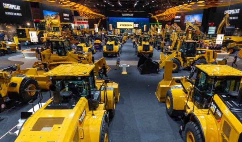 Caterpillar presenta más equipos, tecnología y servicios que nunca antes en bauma 2019