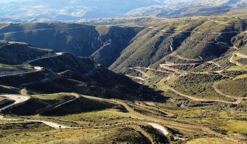Cajamarca continúa siendo la región más pobre del país