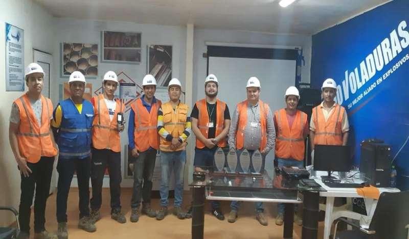 Famesa Explosivos recibe reconocimiento por implementar el servicio de Trazabilidad en Ecuador