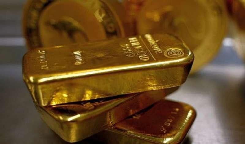 Oro cae por alivio de preocupaciones sobre crecimiento de las grandes economías
