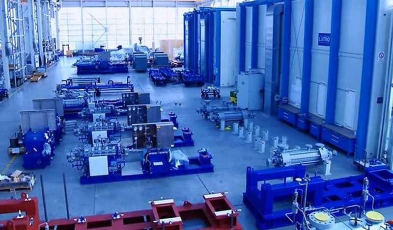 El molino de cobre de Quellaveco elige las unidades de alimentación de ciclón GIW