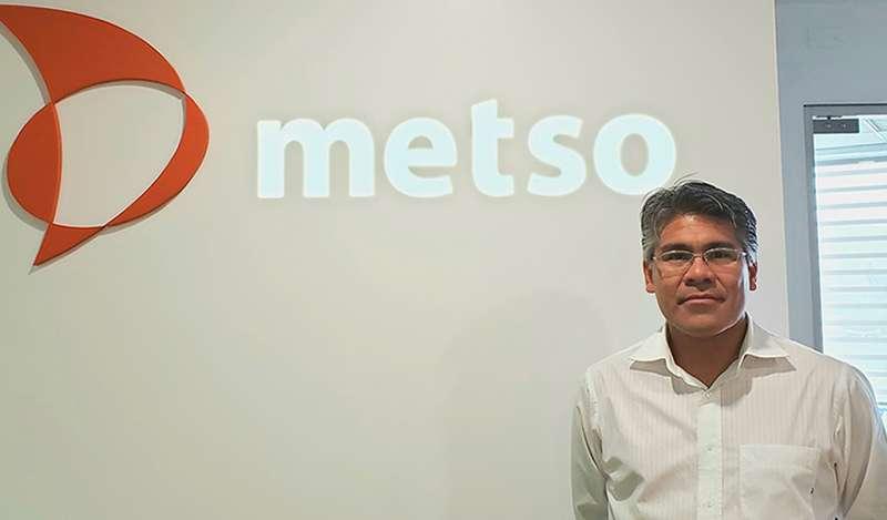 Metso nombra en Perú a nuevo Subgerente de Planificación para el Área Andina