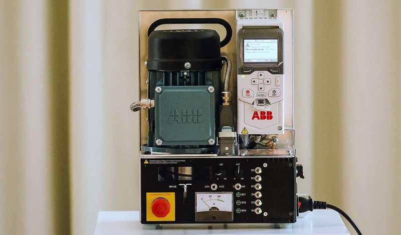 ABB presentó el variador de velocidad ACS480 de alta eficiencia energética para el mercado industrial