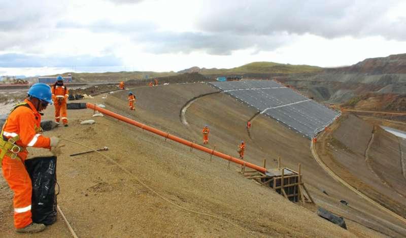 Se inicia fase final de cierre del pasivo ambiental más grande en la historia del Perú