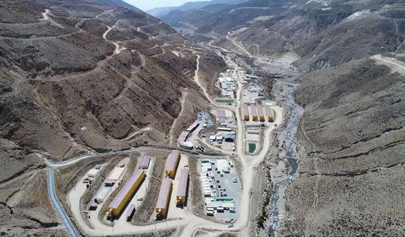Anglo American Quellaveco adjudica proyecto alta montaña a Sodexo