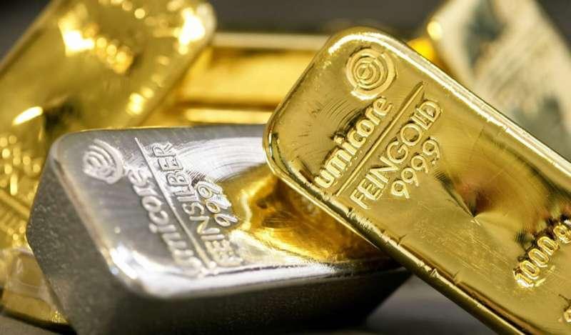 Oro extiende ganancias por guerra arancelaria entre Estados Unidos y China