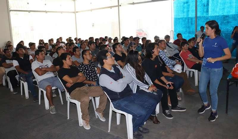 """Primera """"Ferrojornada 2019"""" destacó importancia de la RSE y ODS en sus colaboradores"""