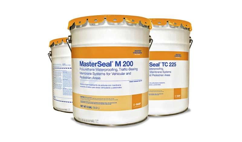BASF - MasterSeal Traffic® 150