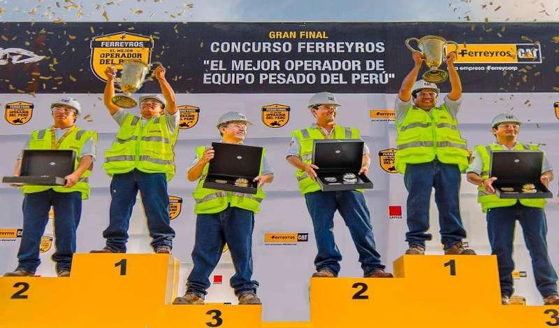 Últimas semanas de inscripciones para concurso nacional de operadores de maquinaria