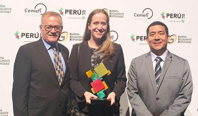 Gold Fields: 7 años siendo reconocidos por sus buenas prácticas sostenibles y responsabilidad social