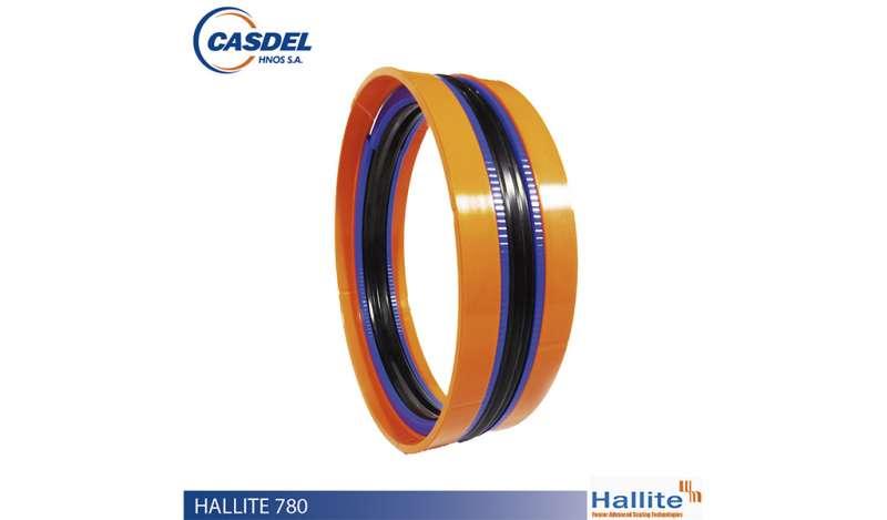 CASDEL - Sello Hidráulico HALLITE 780