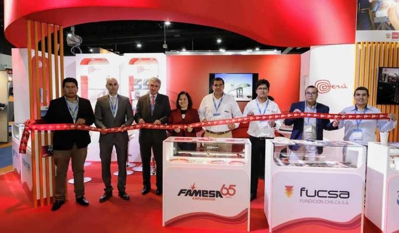 FAMESA EXPLOSIVOS participó con éxito en la exposición internacional de minería más importante de Argentina