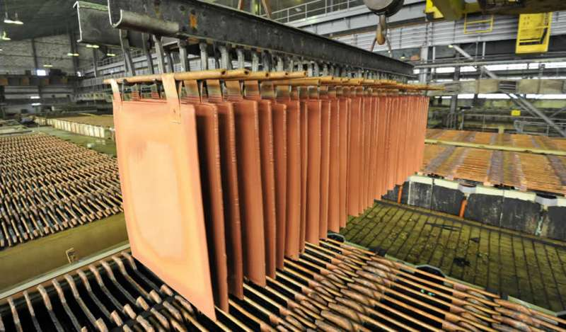Comex: exportaciones de cobre caerían 11% y no se alcanzaría meta anual de exportaciones totales